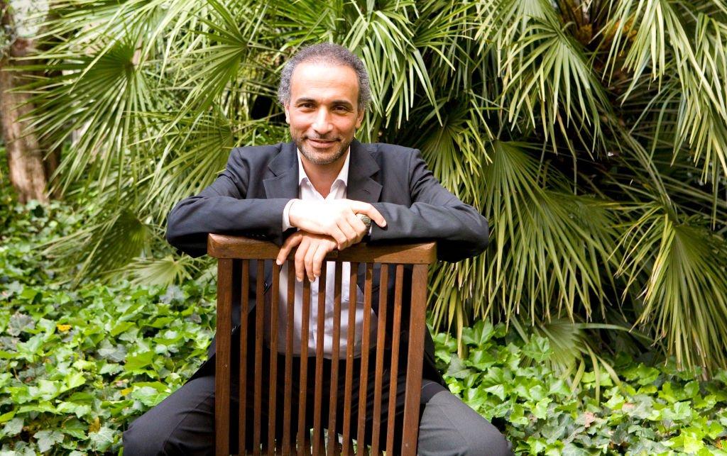 Tariq Ramada, portrait de l'universitaire suisse, Milan, Italie, le 16 mai 2009. Photo : Getty Images