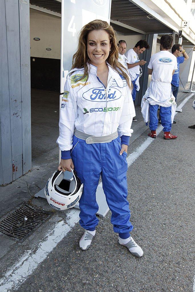 María José Campanario.| Fuente:Getty Images