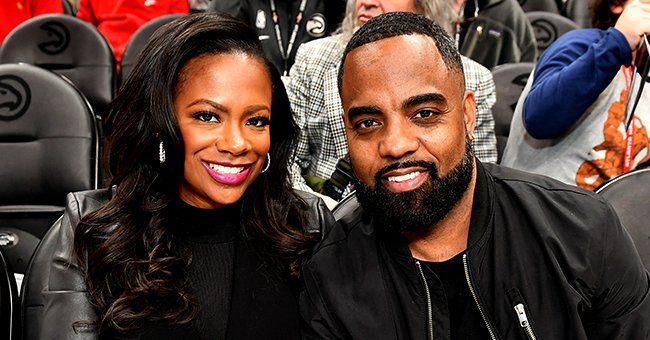 Check Out How Kandi Burruss' Daughter Blaze Drinks Milk in a Photo Shared by Proud Dad Todd Tucker