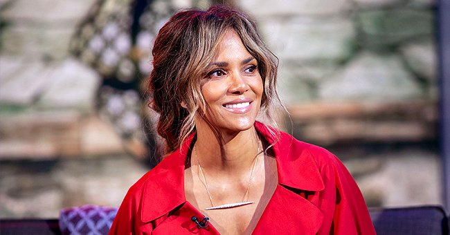 Halle Berry Flaunts Her Toned Body in a Black Bikini in Celebration of Her 54th Birthday