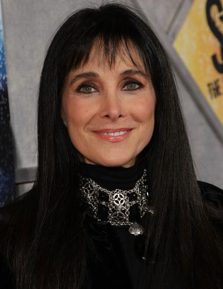 Connie Sellecca at the Arclight Theaters on February 4, 2008 in Los Angeles, California | Photo: Getty Images