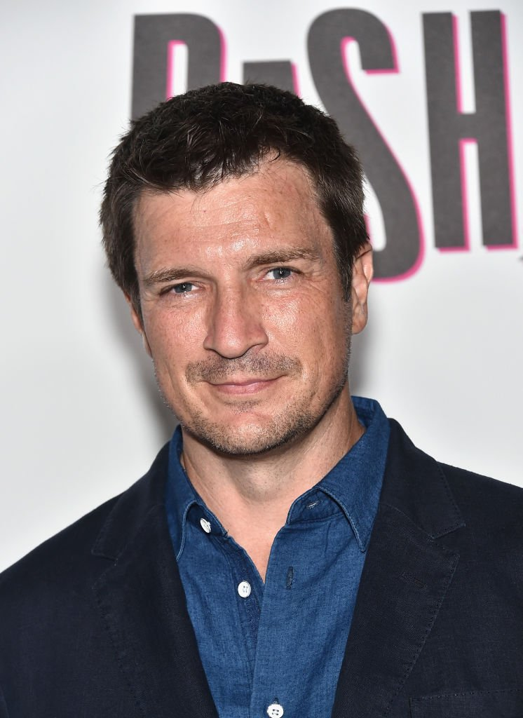 Nathan Fillion at the Entertainment Weekly's Comic-Con Bash on July 21, 2018 | Photo: Getty Images