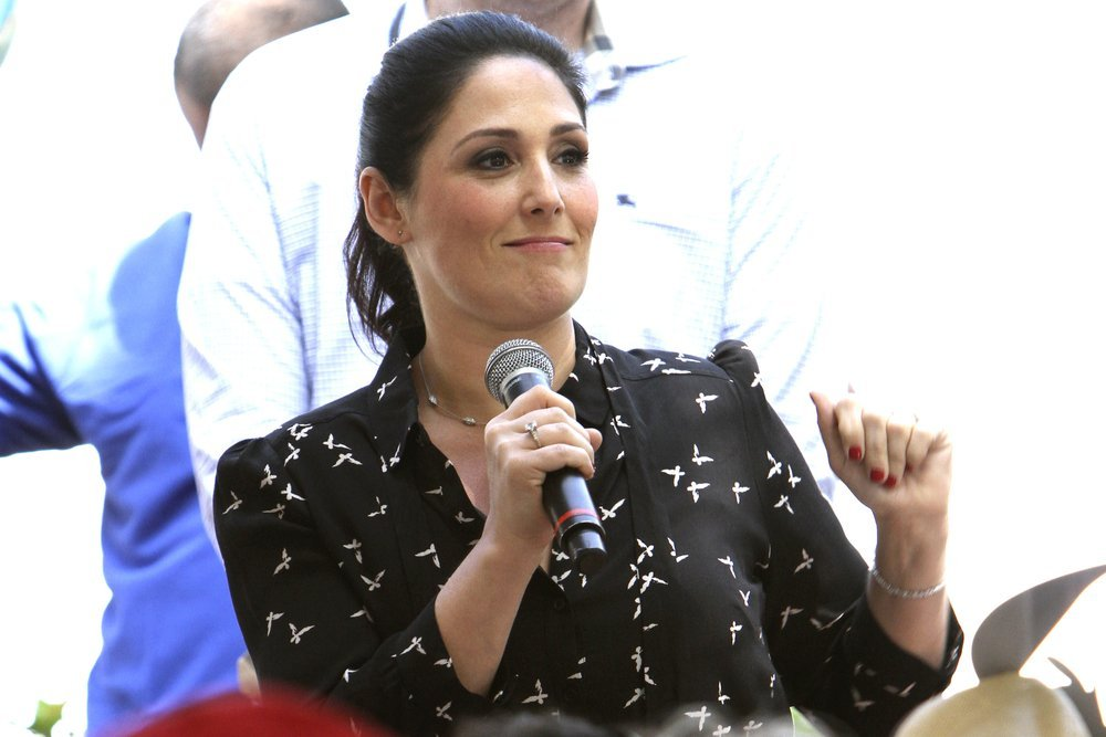 Ricki Lake makes an appearance at the 2012 Los Angeles Times Festival Of Books in Los Angeles, CA on April 21, 2012 | Photo: Shutterstock