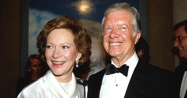 Jimmy Carter's Wife Rosalynn Shares Candid Details about Her Journey to Finding Love