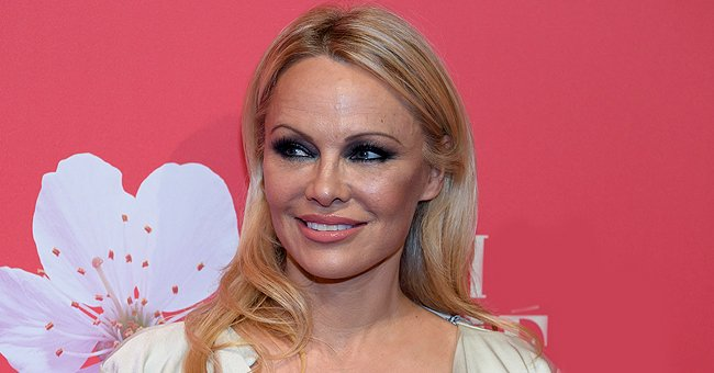 Pamela Anderson Shows off Stunning Figure and Talks Making a Difference in an Instagram Video