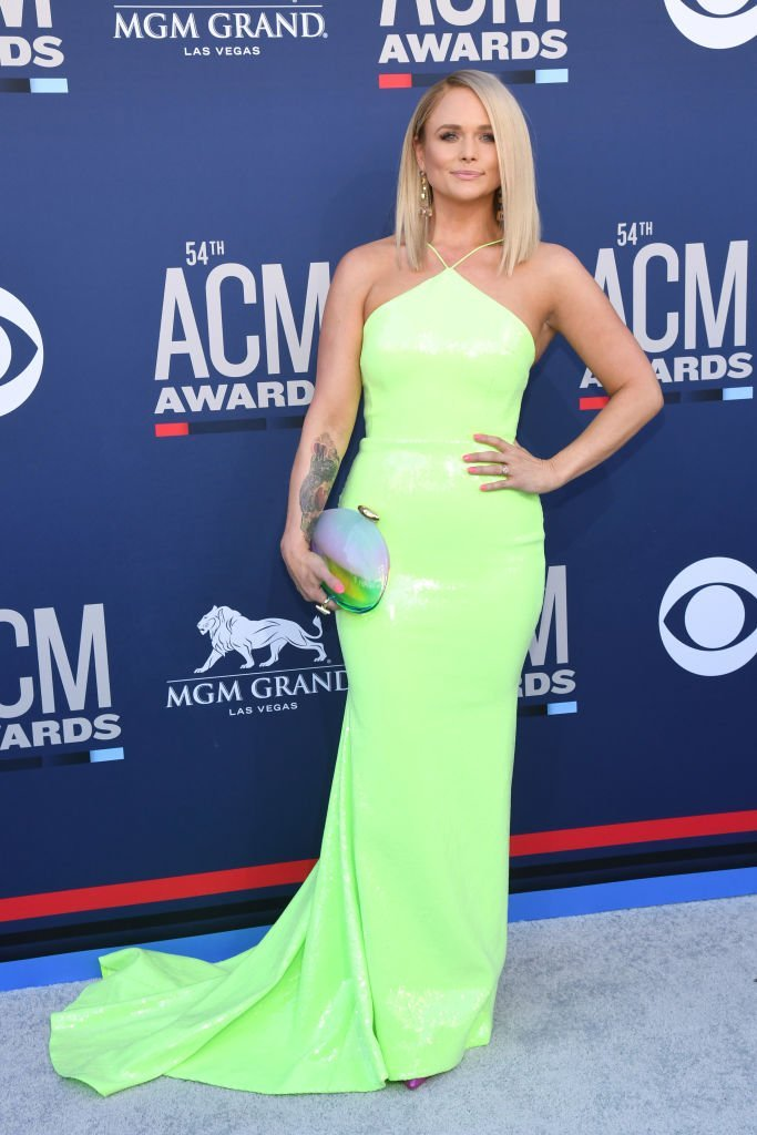 Miranda Lambert at the 2019 ACM Awards | Photo: Getty Images