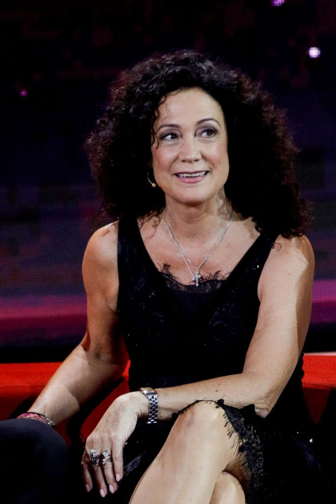 """Barbara Wussow at """"Gottschalk's Grosse 80er Show"""" on September 6, 2019 in Hanover, Germany. (Photo by Isa Foltin) I Source: Getty Images"""