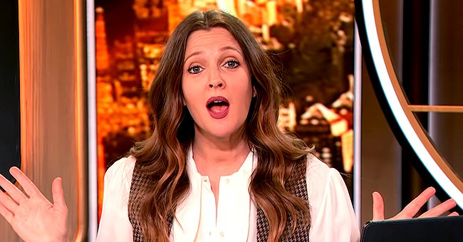 Drew Barrymore Can't Help Gushing as She Recalls Meeting Princess Diana When She Was Little