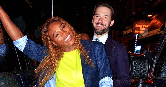 Alexis Ohanian Admits He Didn't Know about Washcloths until His Wife Serena Williams Taught Him