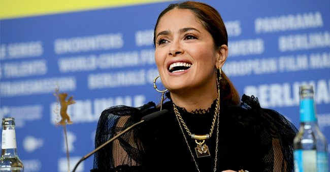 Salma Hayek Shares Throwback Photos from 1999 and She Doesn't Seem to Age