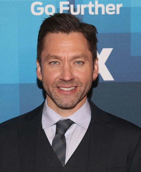 Michael Weston at Dolby Theatre on April 7, 2016 in Hollywood, California. | Photo: Getty Images