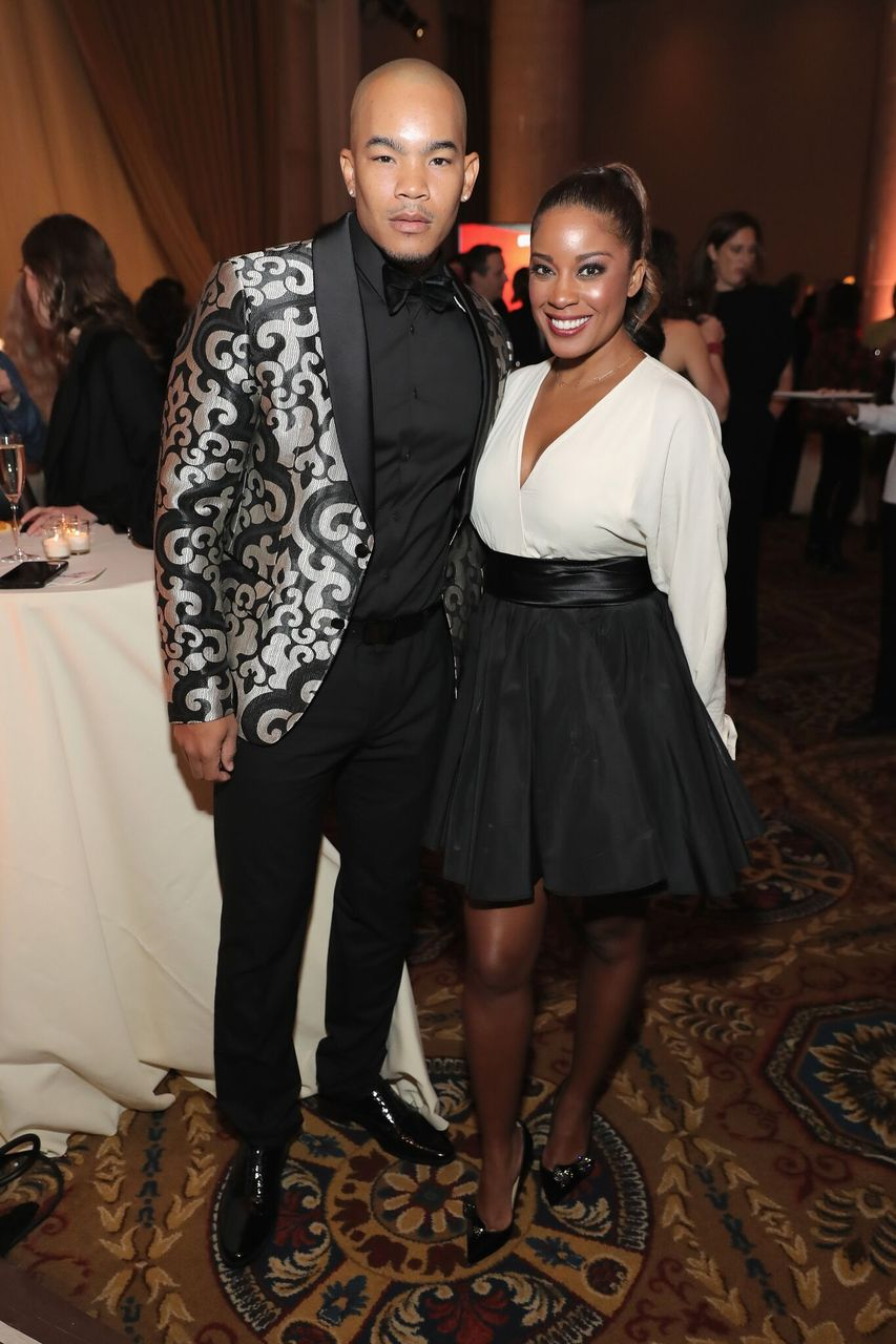 DeWayne Turrentine and Reagan Gomez-Preston attend IFP's 26th Annual Gotham Independent Film Awards at Cipriani, Wall Street on November 28, 2016 in New York City. | Source: Getty Images