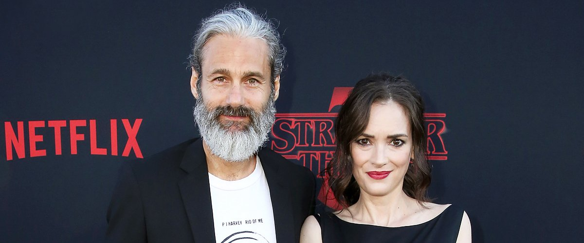Scott Mackinlay Hahn Is Winona Ryder's Silver Fox Boyfriend — Facts about the Handsome Designer