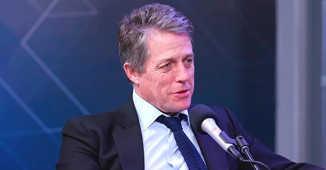 Hugh Grant Reacts to Meghan Markle & Prince Harry's Royal Exit and Says He's on the Couple's Side