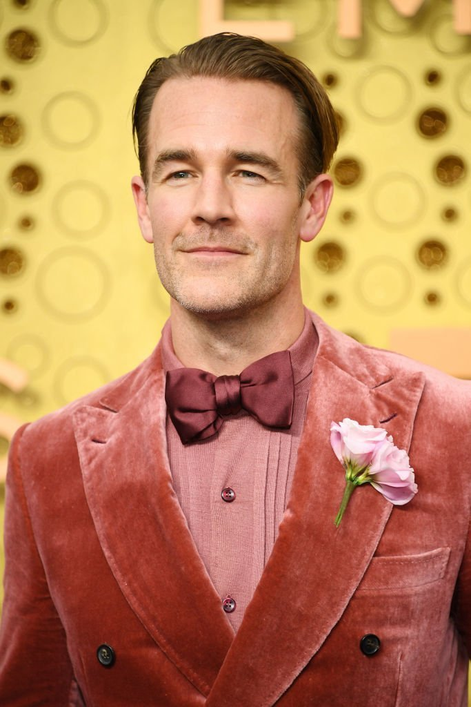 James Van Der Beek assiste à la 71e cérémonie des Emmy Awards au Microsoft Theater | Photo: Getty Images