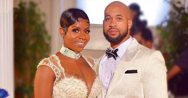 Fantasia Married Husband Kendall Taylor after Dating for 3 Weeks and They've Been Together for 4 Years
