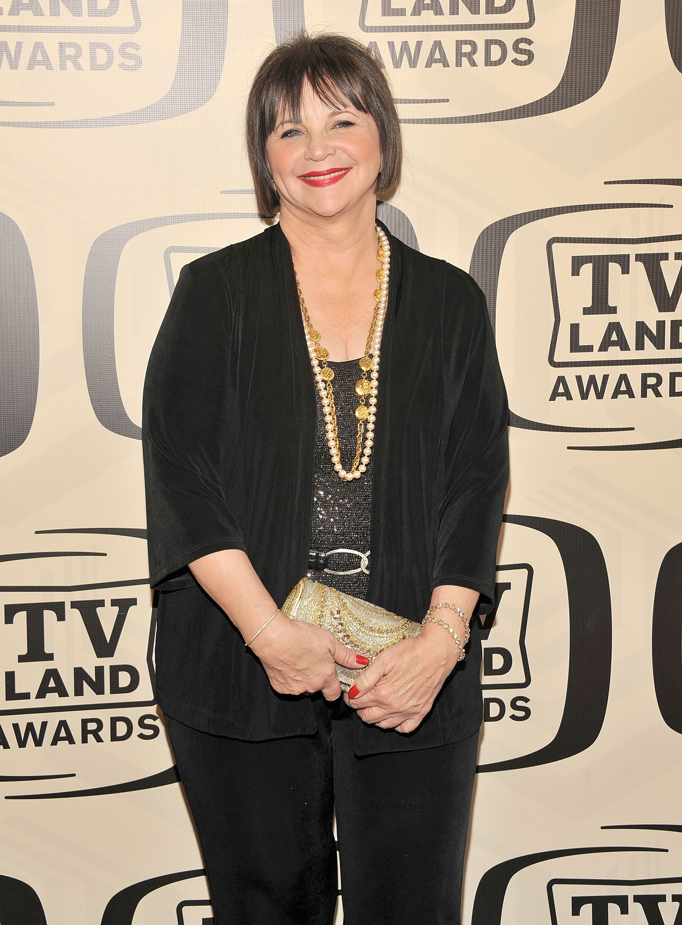 Cindy Williams attends the TV Land Awards in New York City on April 14, 2012 | Photo: Getty Images