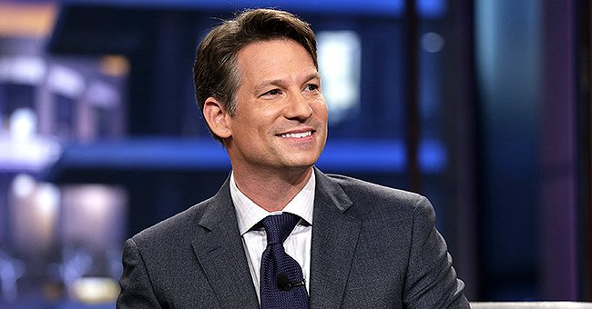 Watch This Cute Video That NBC News' Richard Engel Shared of Son Theo Taking His First Steps