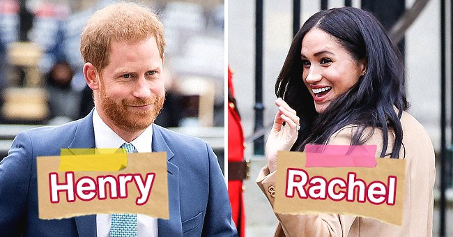 Meghan Markle Does Not Use Her Real First Name Rachel — Truth behind the Full Names of 6 Royals