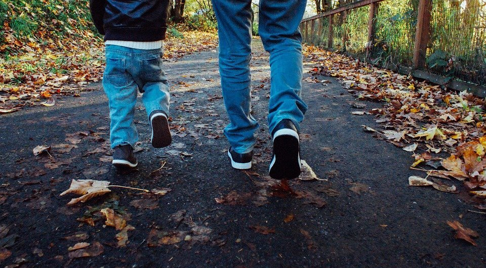 Zwei paar Schuhe junger Kinder | Quelle: Pixabay