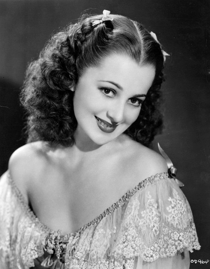 L'actrice Olivia de Havilland | Photo : Getty Images