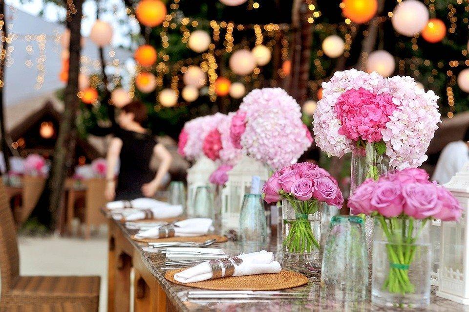Banquete de boda| Foto: Pixabay