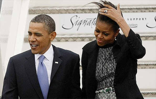 Barack and Michelle Obama | Photo: Getty Images