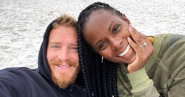 Tika Sumpter Celebrates Fiancé and Baby Daddy Nick James' 37th Birthday — Her Sweet Tribute