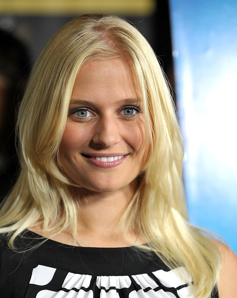 """Carly Schroeder arrives at The Nobelity Project's """"One Peace At A Time"""" screening  