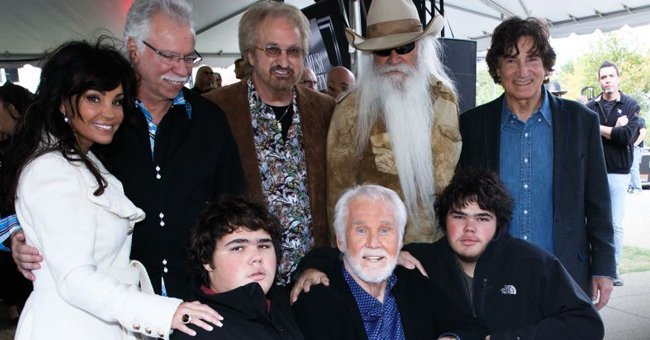 Kenny Rogers' Family Posts a Heartwarming Tribute to the Late Singer a Year after His Death