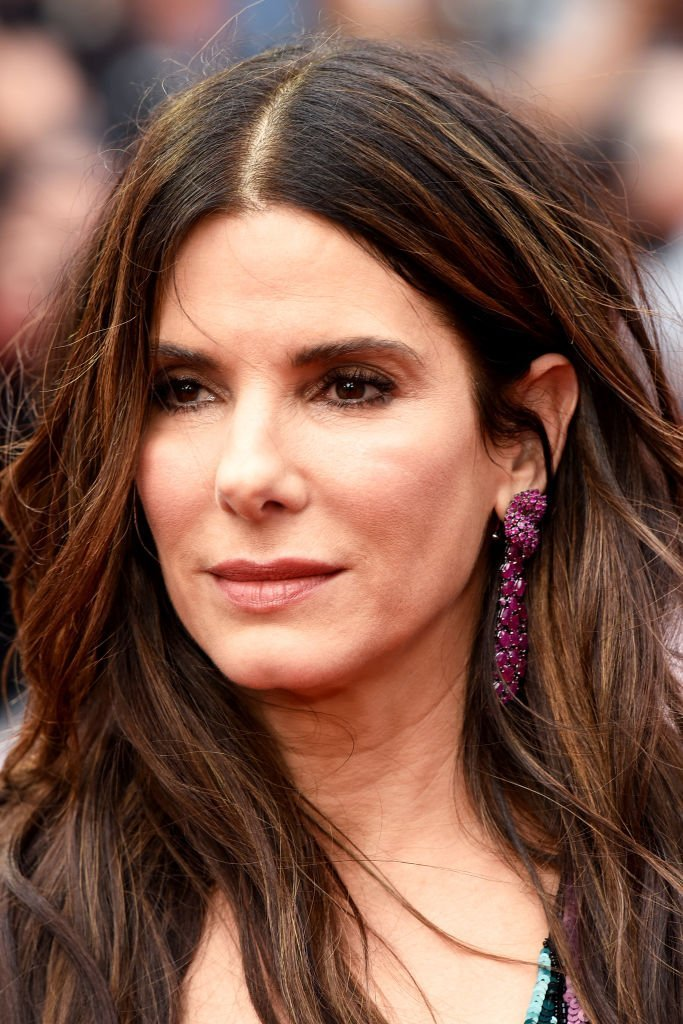 Sandra Bullock attends the 'Ocean's 8' UK Premiere held at Cineworld Leicester Square | Photo: Getty Images