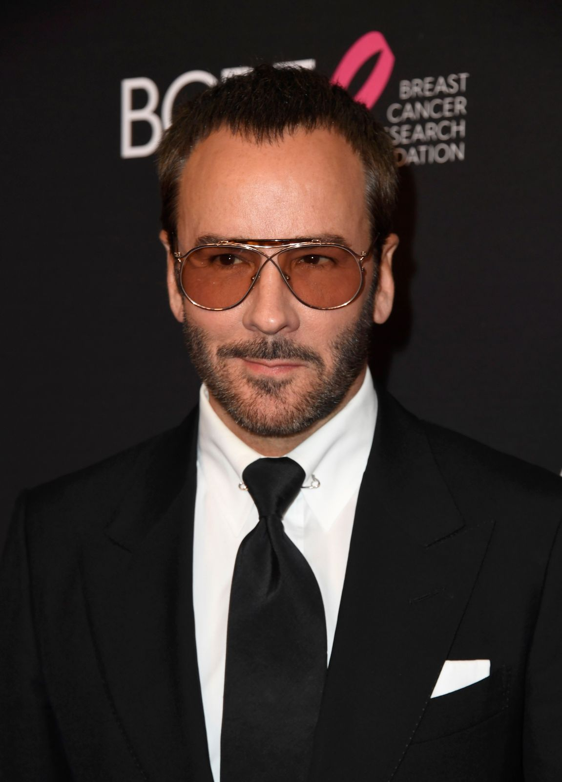 Tom Ford at The Women's Cancer Research Fund's An Unforgettable Evening Benefit Gala on February 28, 2019, in Beverly Hills, California   Photo: Frazer Harrison/Getty Images
