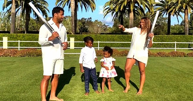 Ciara & Russell Wilson Reveal Gender of Their New Baby in a Video