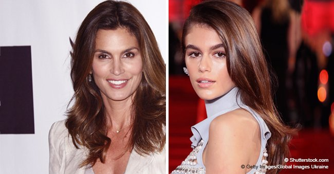 Cindy Crawford's Daughter Is a Very Talented Model and She Looks Just like Her Famous Mum