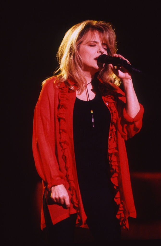 French singer France Gall (1947 - 2018). | Photo : Getty Images