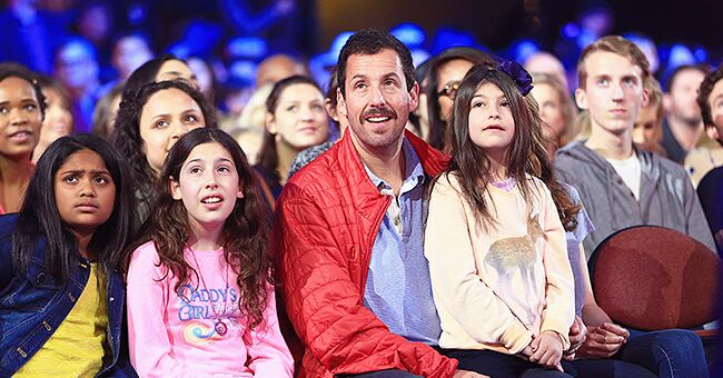 Adam Sandler's Daughters Perform a Cover of Taylor Swift's Hit 'Lover' at 'Rock4EB!' Fundraiser