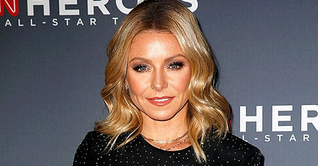 Kelly Ripa Cannot Wait to Hug Parents as She Quarantines at Home