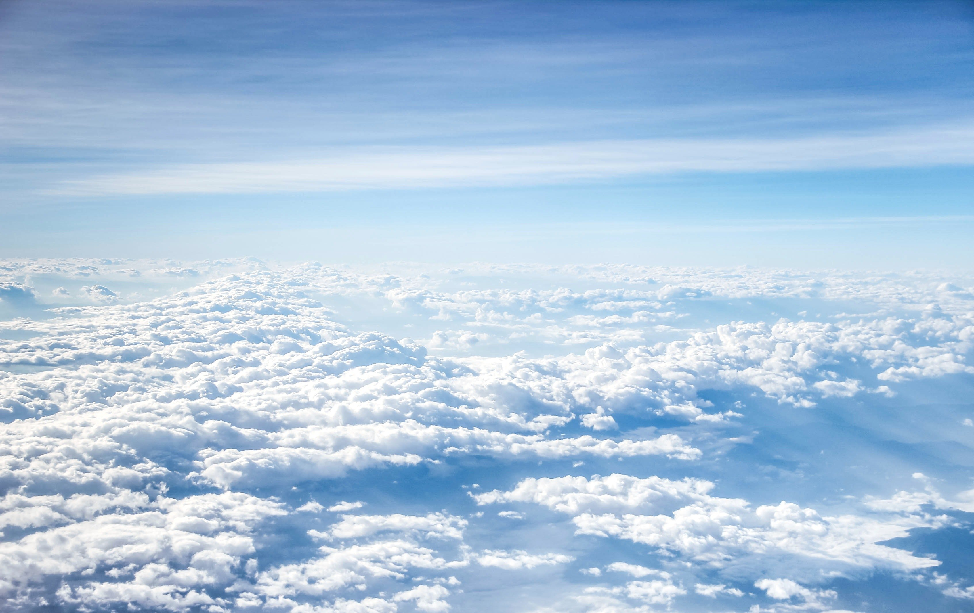 Heavenly clouds. | Source: Pexels
