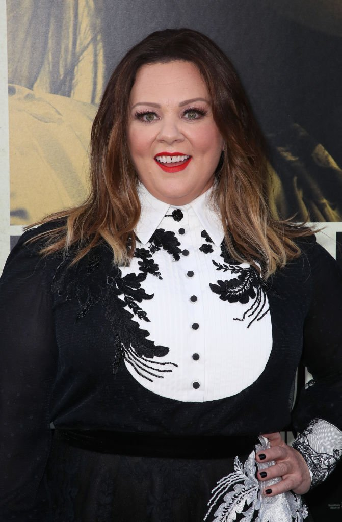 "Melissa McCarthy attends the premiere of Warner Bros Pictures' ""The Kitchen"" at TCL Chinese Theatre 