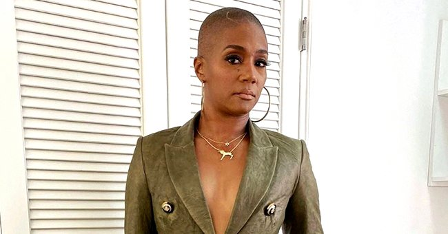 Comedian Tiffany Haddish Shaved Her Head & Lost Major Pounds — Inside Her Transformation