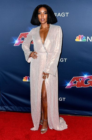 "Gabrielle Union attends ""America's Got Talent"" Season 14 Finale Red Carpet at Dolby Theatre in Hollywood 