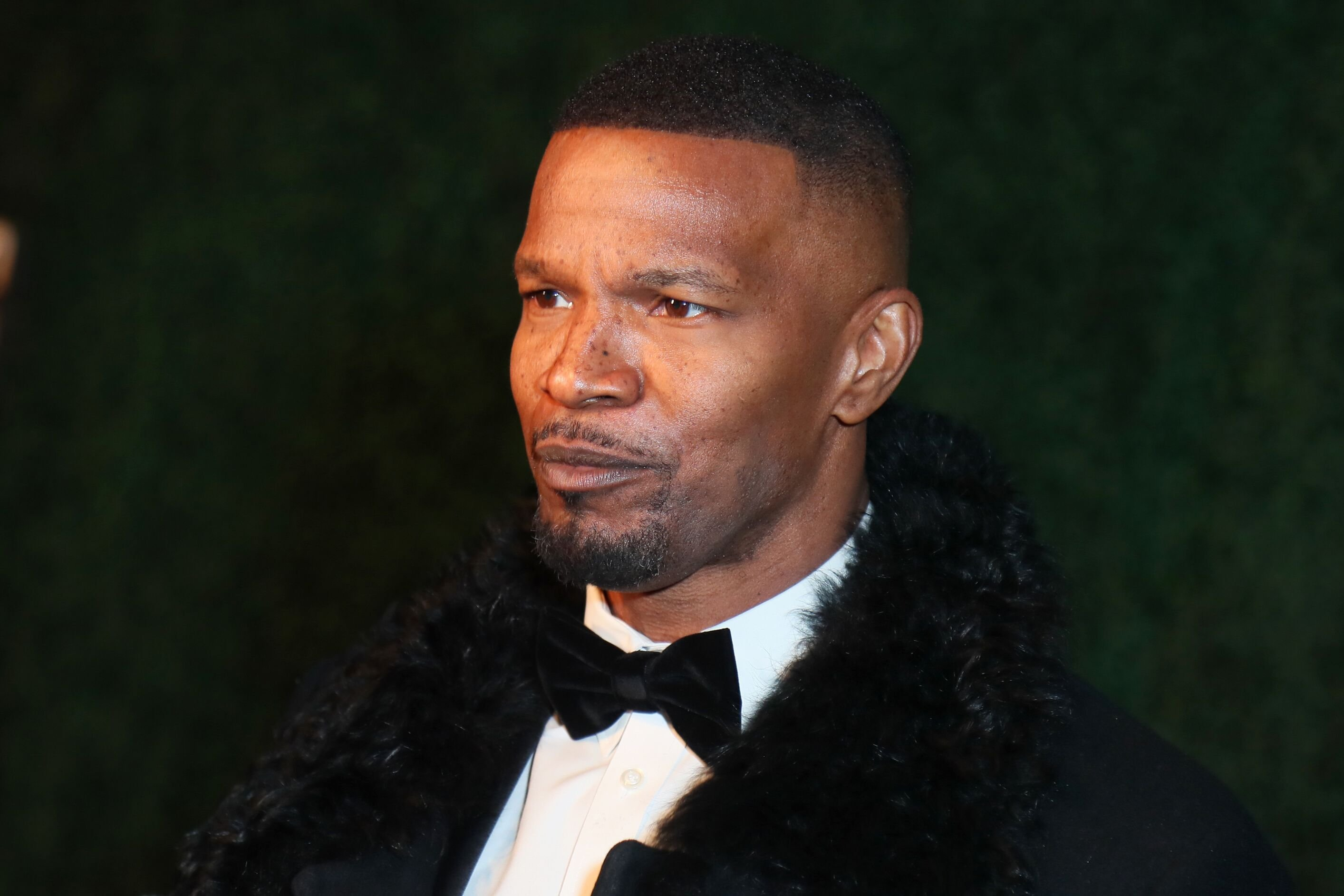 Jamie Foxx at the  2019 Governors Awards/ Source: Getty Image