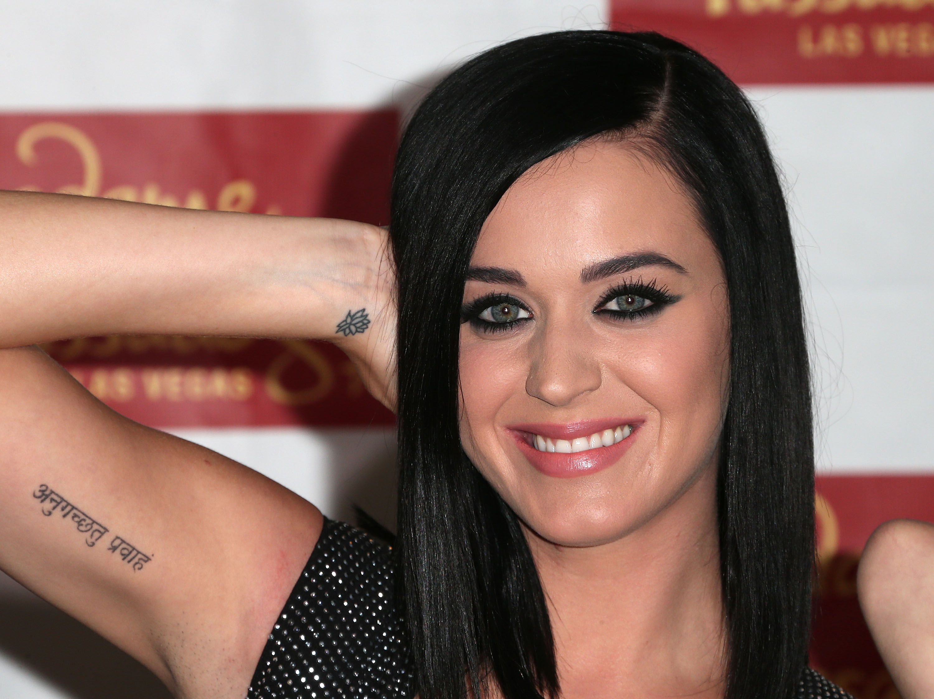 Katy Perry Unveils Her Wax Figure For Madame Tussauds' Las Vegas at Paramont Studios on January 26, 2013 in Hollywood, California. | Source: Getty Images