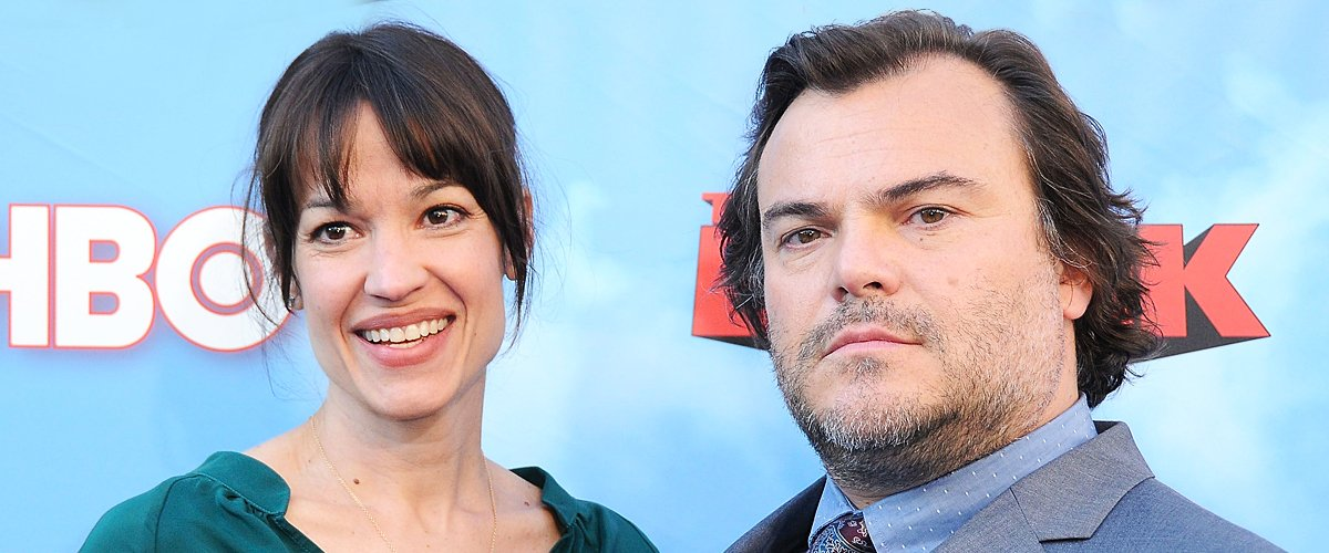 """Jack Black and Tanya Haden at the Los Angeles premiere of HBO's new comedy series """"The Brink"""" on June 8, 2015   Photo: Getty Images"""
