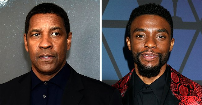 Denzel Washington Calls Chadwick Boseman 'Brilliant' and Honors Him with a Heartfelt Tribute