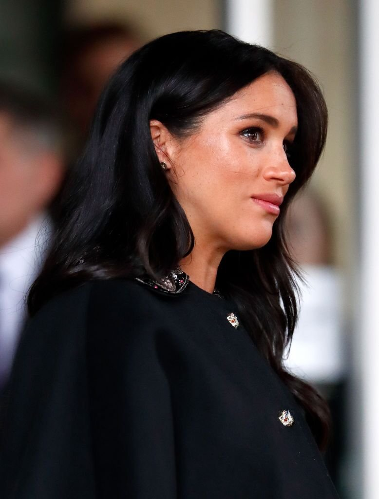 Duchess Meghan at New Zealand House on March 19, 2019, in London, England | Photo: Max Mumby/Getty Images