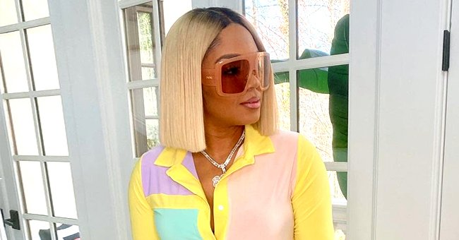 Rasheeda Frost Puts Her Enviable Legs on Display in Stunning Snap in Leather Shorts & Tank Top
