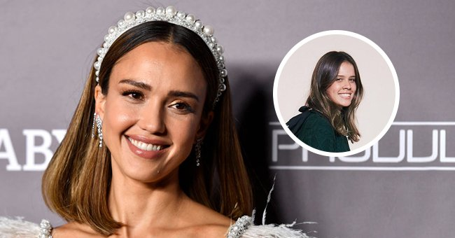 Jessica Alba on November 09, 2019 in Culver City, California and her daughter Honor   Photo: Getty Images - Instagram/jessicaalba
