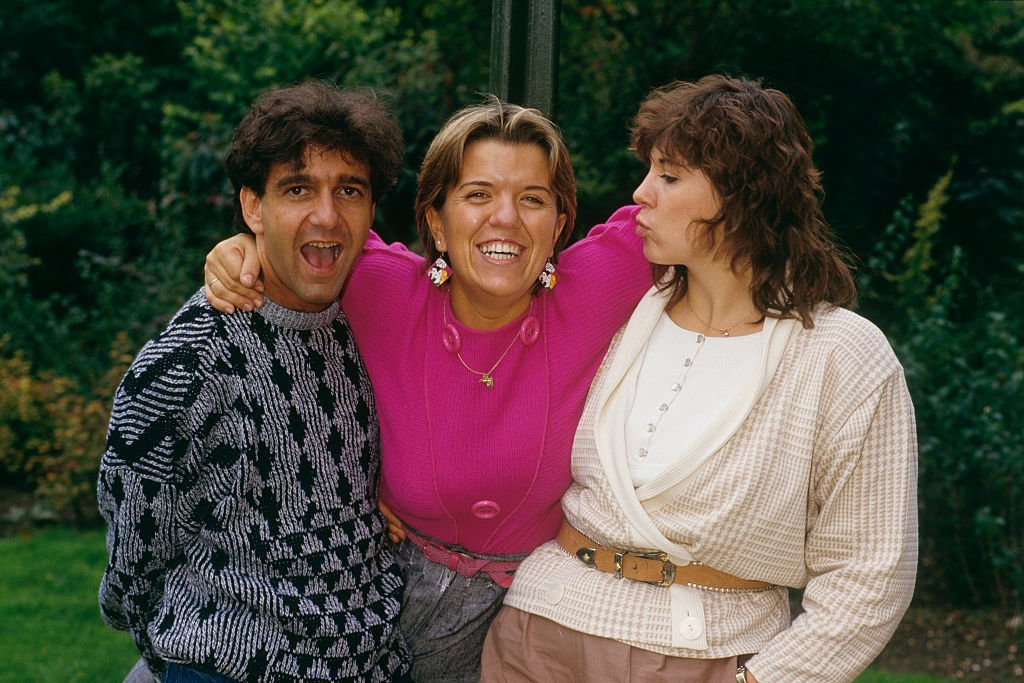 Yvan Burger, Mimie Mathy et Michele Bernier / Source : Getty Images