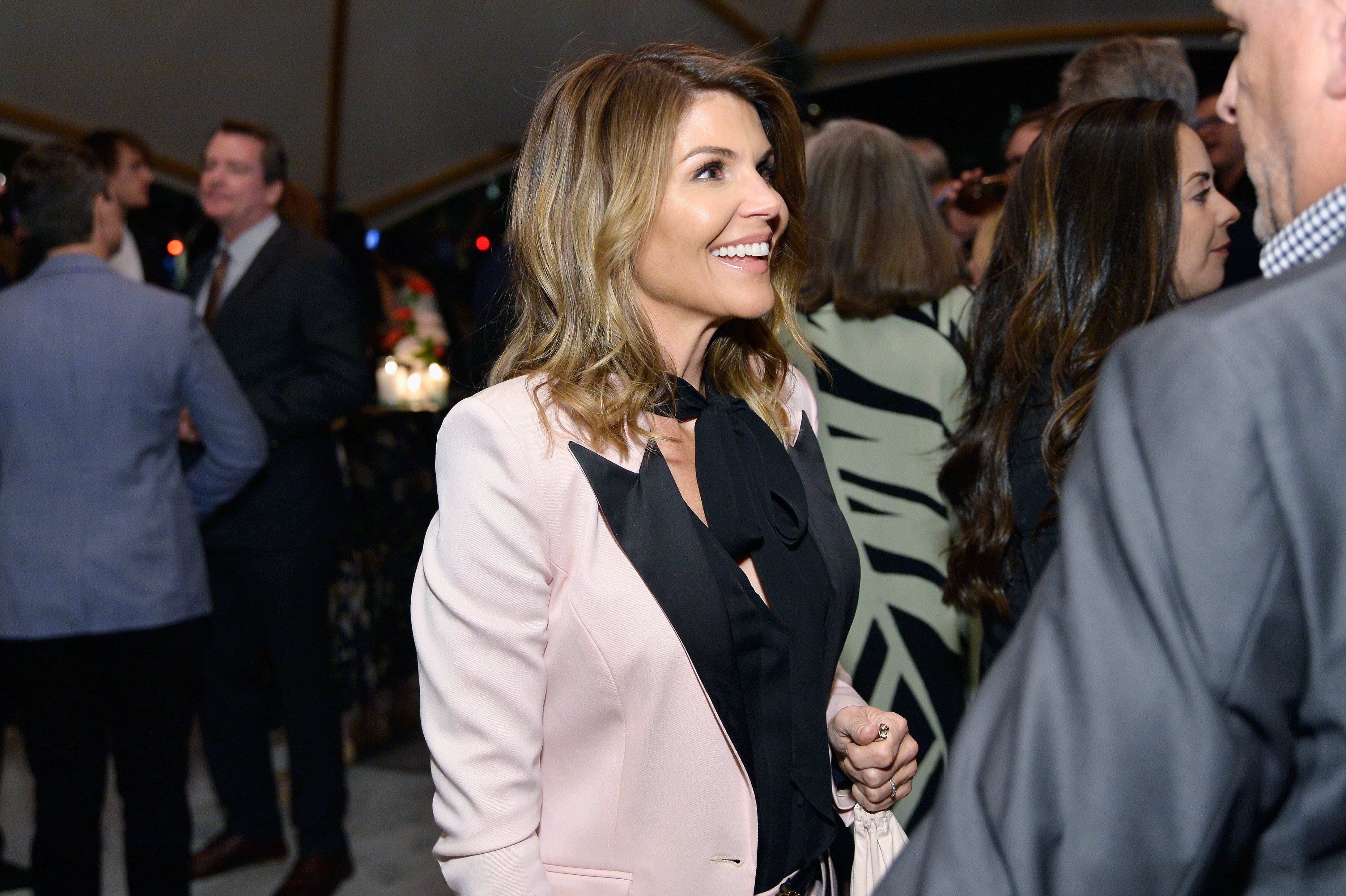 Lori Loughlin at the Netflix 2019 Nominees Toast  in Los Angeles, California | Photo: Getty Images